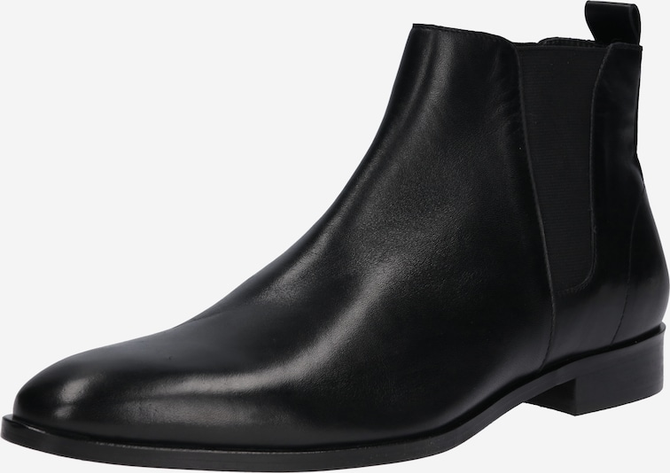 ABOUT YOU Stiefeletten 'Danny' in schwarz, Produktansicht