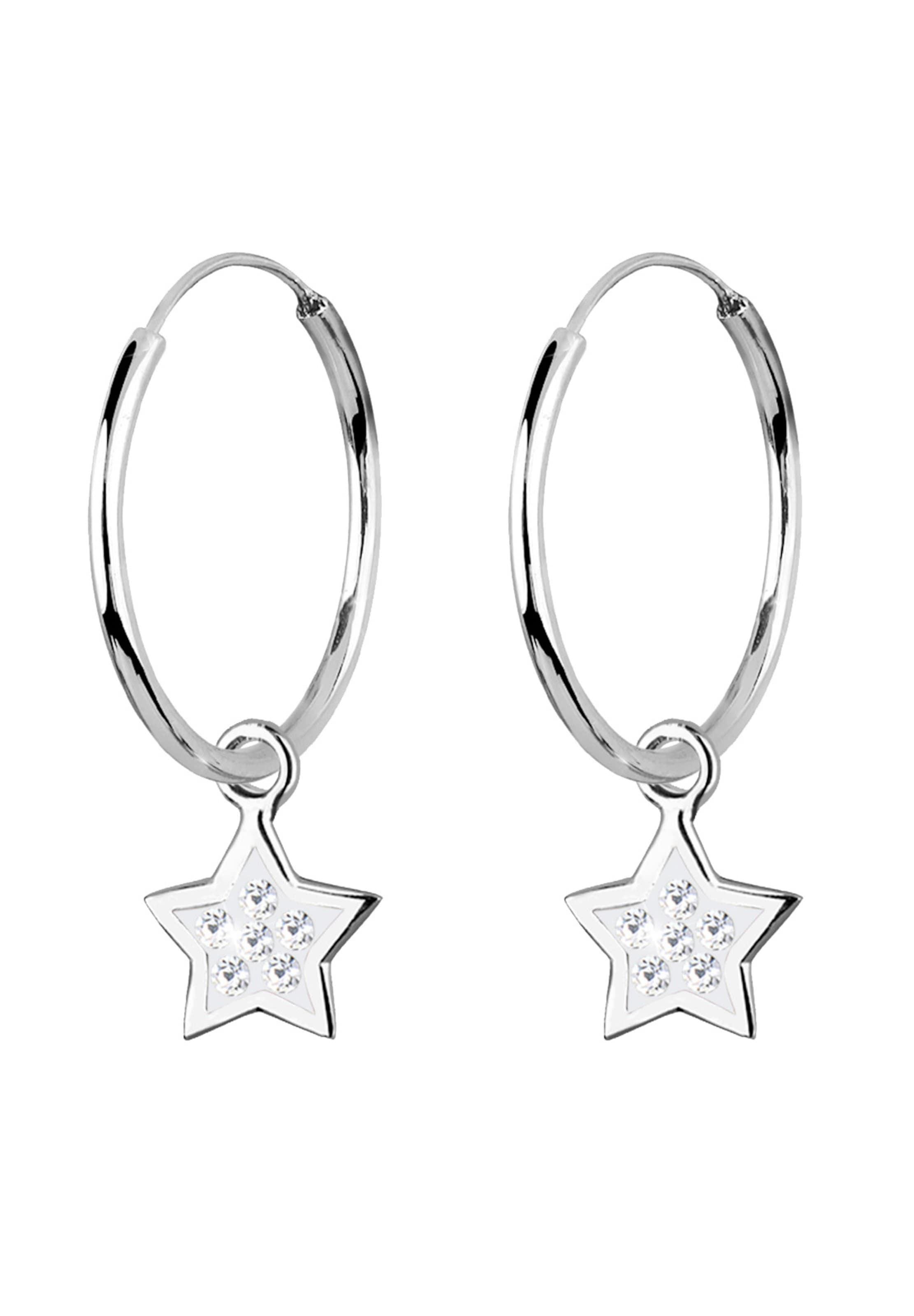 Ohrringe SilberTransparent SilberTransparent Ohrringe Elli In Elli SilberTransparent In Elli In Ohrringe EHeWD9b2IY