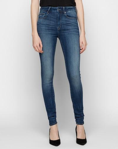 G-Star RAW Jeans '3301' i blue denim, Modelvisning