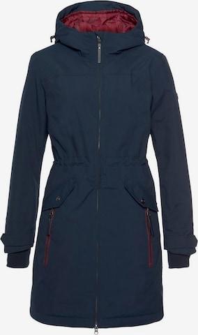 POLARINO Performance Jacket in Blue