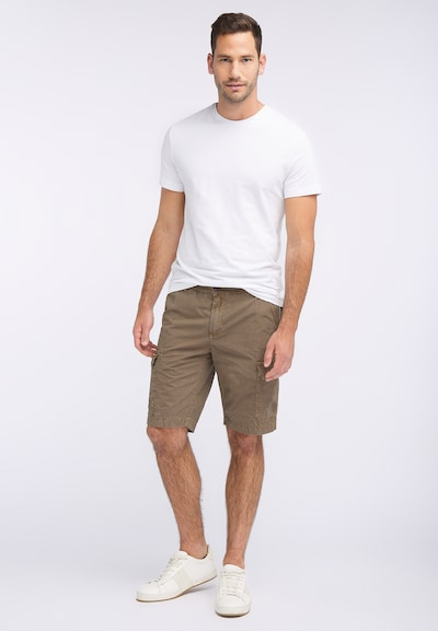 Petrol Industries Petrol Industries MEN Shorts in braun: Frontalansicht