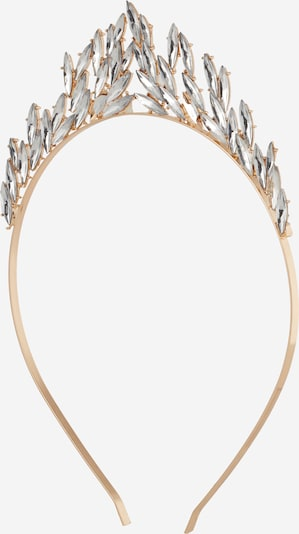We Are Flowergirls Diadem in gold / silber, Produktansicht