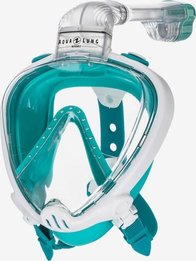 Aqua Lung Sport Schnorchel 'SMART SNORKEL' in türkis / weiß, Produktansicht