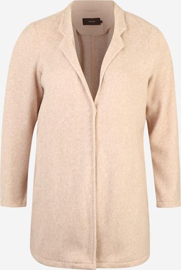 Vero Moda Curve Jacke 'KATRINE' in beige, Produktansicht