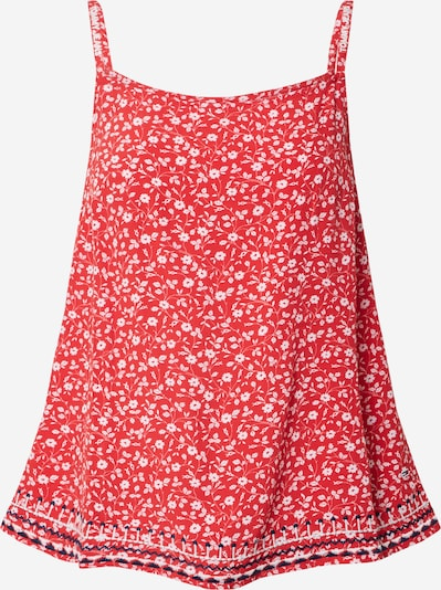 Tommy Jeans Top in rot, Produktansicht