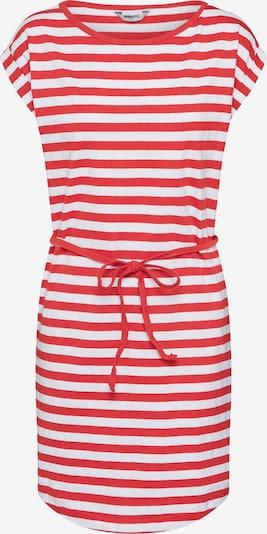 Wemoto Robe 'NEW KANO' en rouge / blanc, Vue avec produit