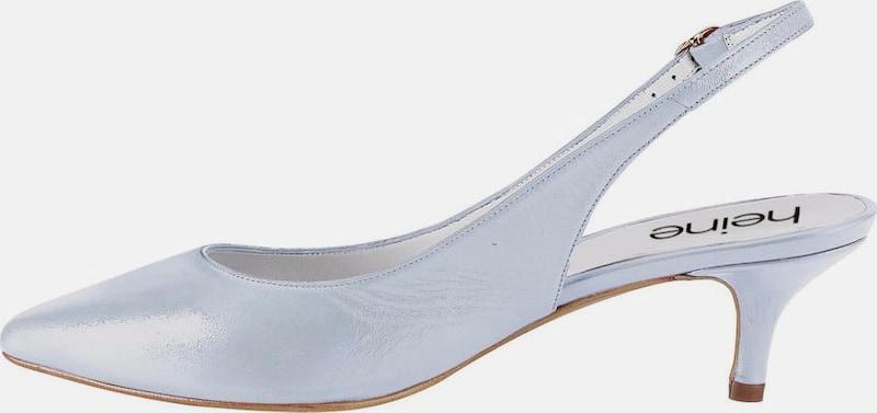heine Slingpumps Verschleißfeste billige Schuhe Hohe Qualität