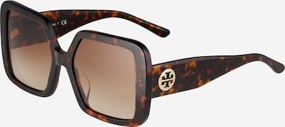 Tory Burch Sonnenbrille in karamell / kastanienbraun, Produktansicht