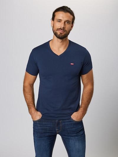 LEVI'S T-Shirt 'ORIGHM' en bleu foncé: Vue de face