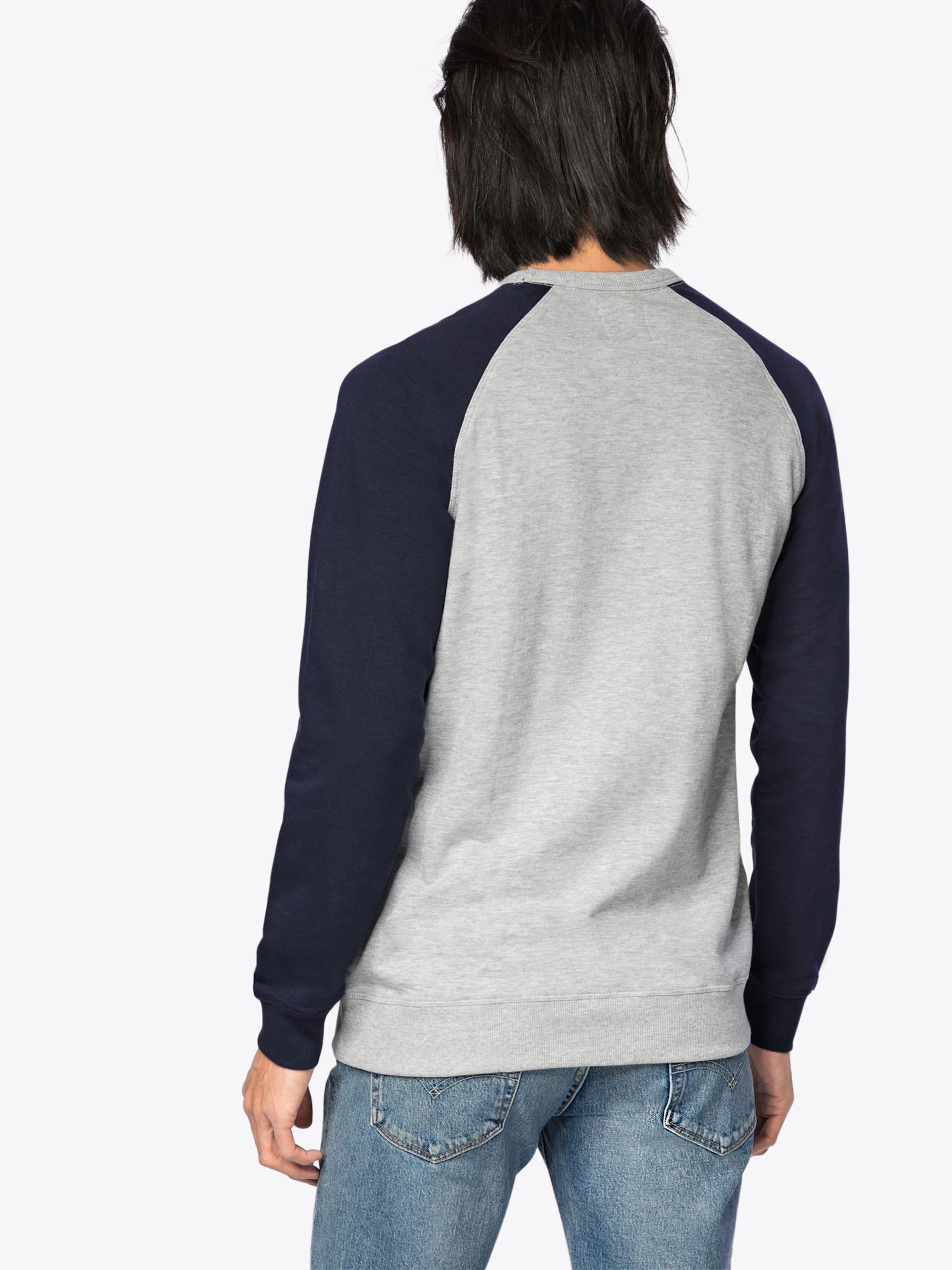 Only & Sons Pullover 'RAGLAN CREW NECK EXP' Spielraum Breite Palette Von Online-Shopping Günstig Online Freie Verschiffen-Spielraum Rabatt Niedriger Versand Frei Verschiffen r3EDQF