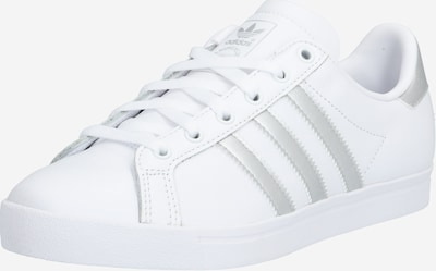 ADIDAS ORIGINALS Sneakers 'Coast Star' in Silver / White, Item view