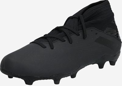 Ghete de fotbal 'Nemeziz 19.3 FG' ADIDAS PERFORMANCE pe negru, Vizualizare produs
