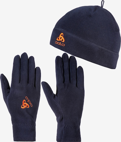 ODLO Athletic Hat in Night blue, Item view