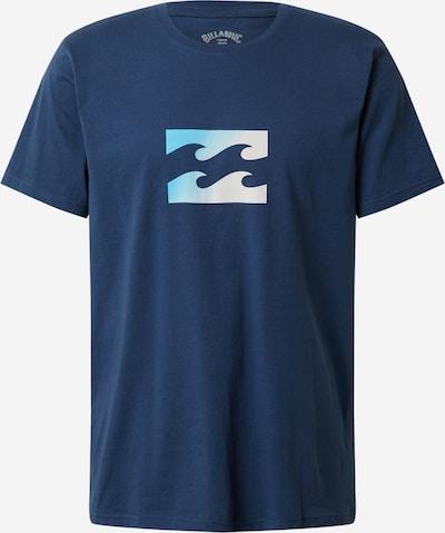 BILLABONG Functioneel shirt 'Team Wave' in de kleur Blauw / Wit, Productweergave