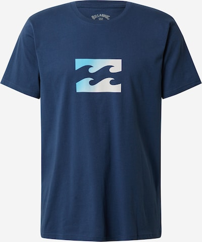 BILLABONG Funkční tričko 'Team Wave' - modrá / bílá, Produkt