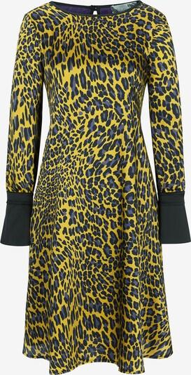 Nicowa Kleid 'Nabita' in blau / gelb / schwarz, Produktansicht