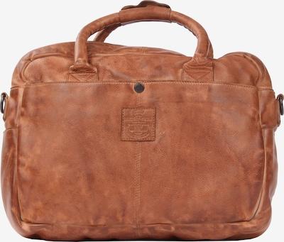 Presly & Sun Laptoptasche 'Clark' in cognac, Produktansicht