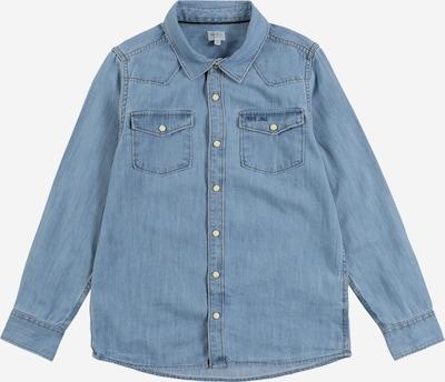 Pepe Jeans Jeanshemd 'MICHAEL' in blue denim, Produktansicht