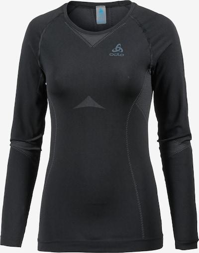 ODLO Unterhemd in graphit / schwarz, Produktansicht
