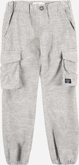 NAME IT Pantalon 'ROMEO' en gris chiné: Vue de face