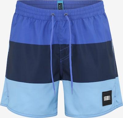 O'NEILL Maillot de bain de sport 'Vert-Horizon' en bleu / bleu clair / bleu foncé, Vue avec produit