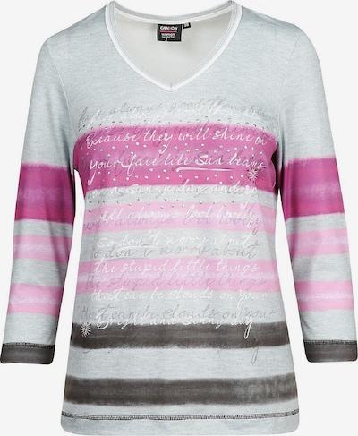 Canyon Shirt in silber, Produktansicht