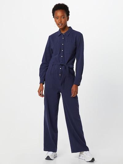 MOSS COPENHAGEN Jumpsuit 'Kennedy' in blau, Modelansicht