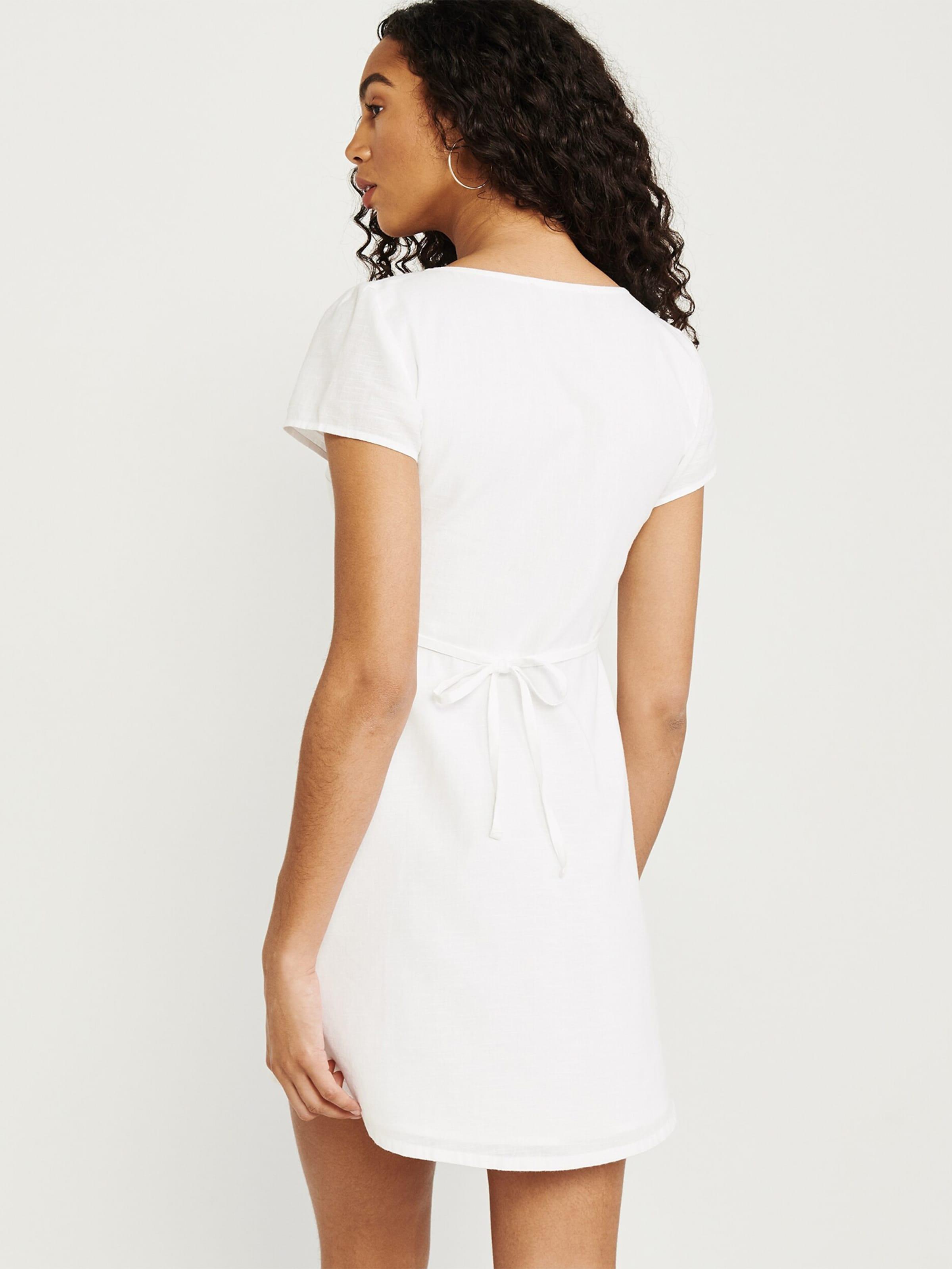 Kleid Weiß Abercrombieamp; In Fitch Abercrombieamp; Kleid Abercrombieamp; Fitch Fitch In Weiß JFuKl31Tc