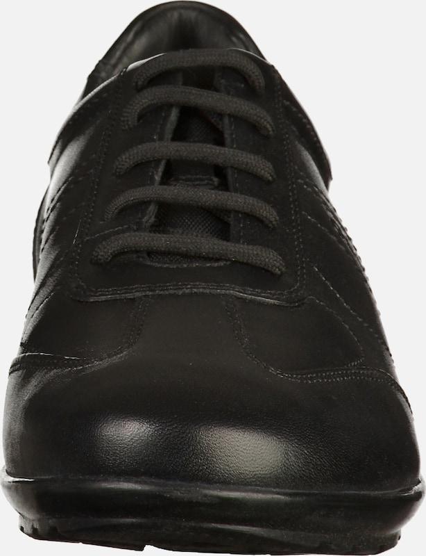 Baskets Noir En Geox 'symbol' Basses dWCexorB