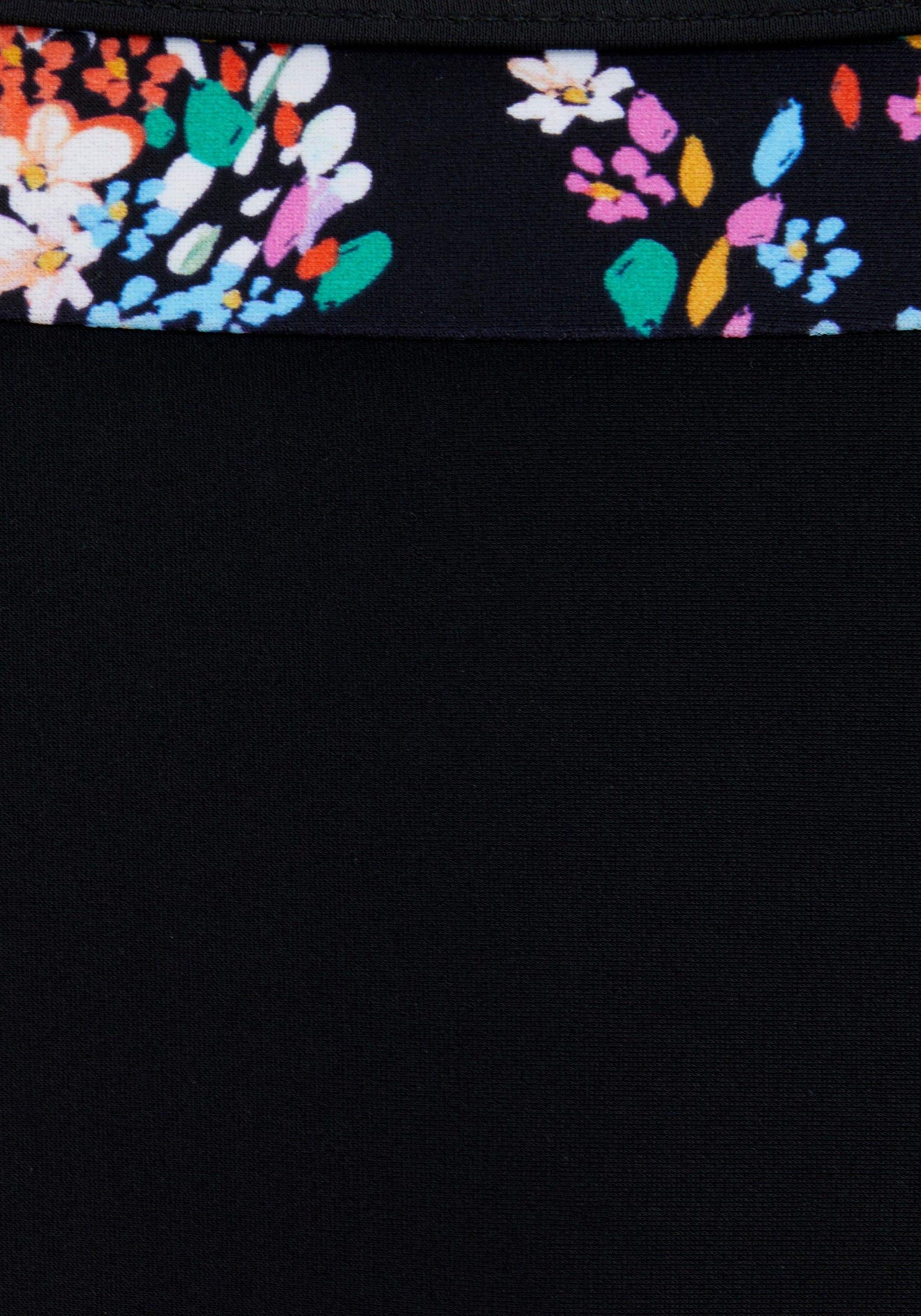 Bikini Petite MischfarbenSchwarz Petite In Fleur Fleur bg7Yf6y