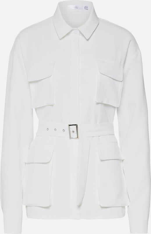 Chemisier Missguided Chemisier Missguided En Blanc Blanc En lF1Jc3TK