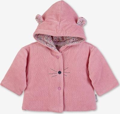 STERNTALER Jacke 'Nicki Mabel' in rosa / weiß, Produktansicht