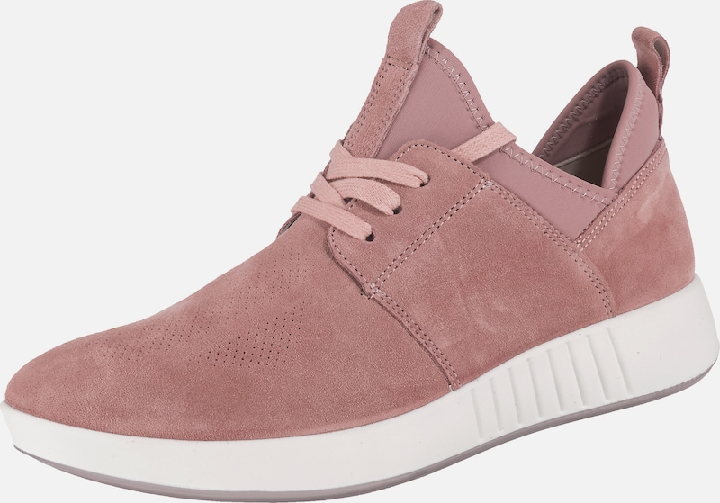 Legero Sneakers Low 'Essence' in rosé: Frontalansicht