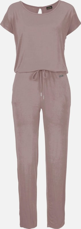 LASCANA Schlaf-Jumpsuit in altRosa  Mode Mode Mode neue Kleidung a33a56