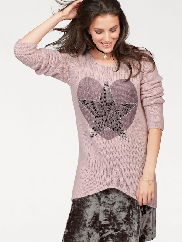 Aniston Crew-neck Sweater