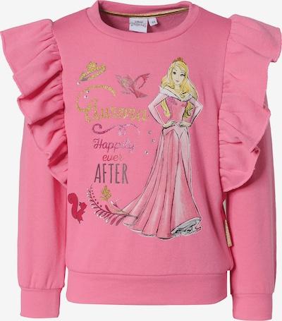 DISNEY Sweatshirt in mischfarben / pink, Produktansicht