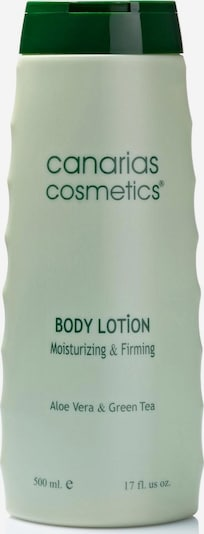 canarias cosmetics Bodylotion 'Aloe' in mint, Produktansicht