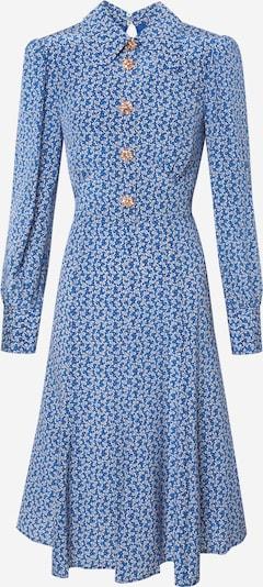 L.K.Bennett Obleka 'MATHILDE' | nebeško modra / bela barva, Prikaz izdelka