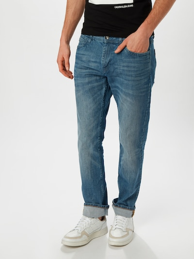 TOM TAILOR Jeans 'Marvin' in blue denim, Modelansicht
