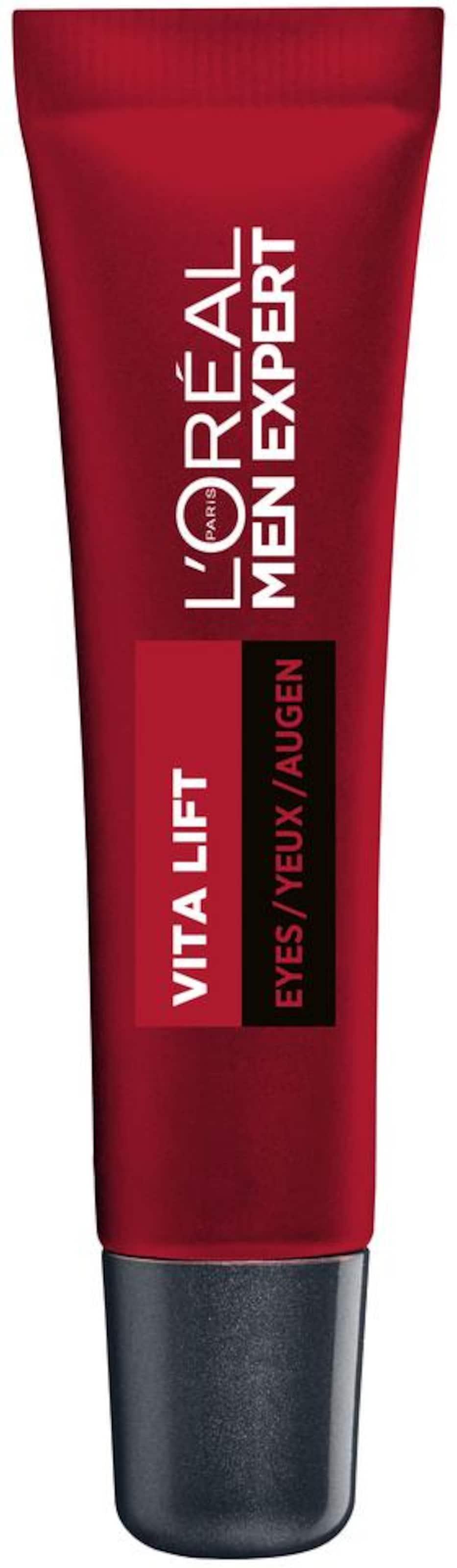 Augenpflege Lift Augenpflege' Paris RotSchwarz 5 Men 'vita In L'oréal Expert XZkiOuwPTl