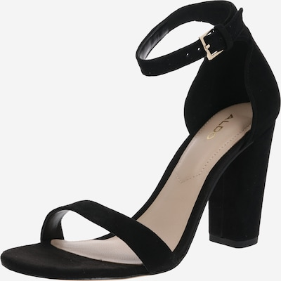 ALDO Sandalette 'JERAYCLYA' in schwarz, Produktansicht