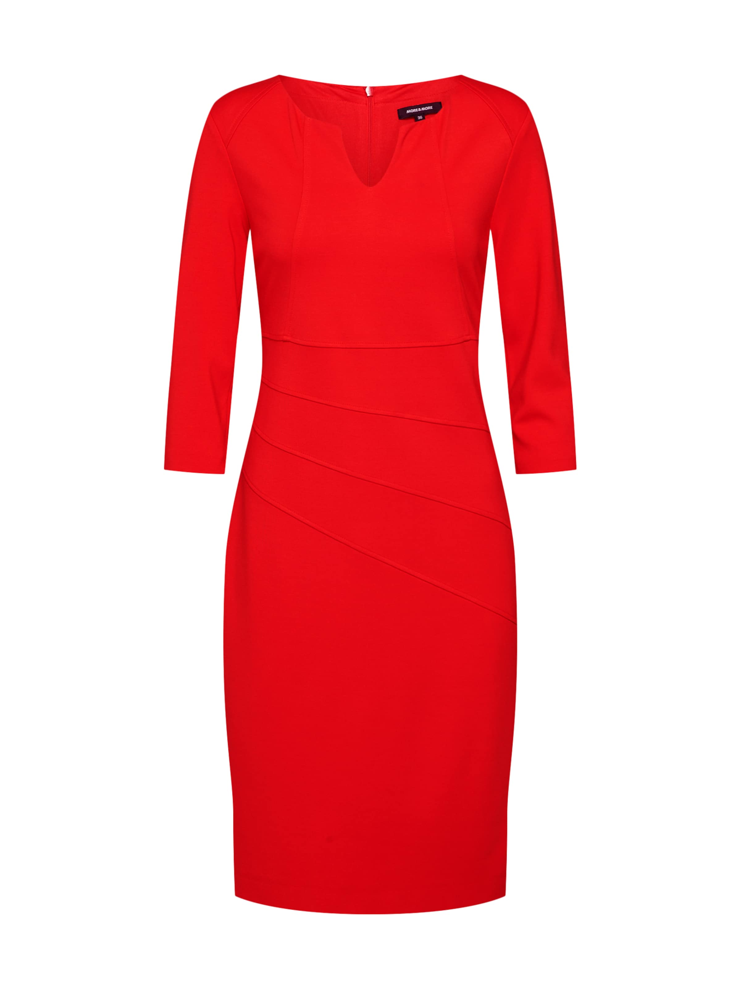 Active' Kleid Moreamp; In Dress Orangerot 'jersey xoBrdeC