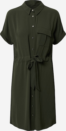 Dorothy Perkins Jurk 'WOVEN SHIRT DRESS' in de kleur Kaki, Productweergave