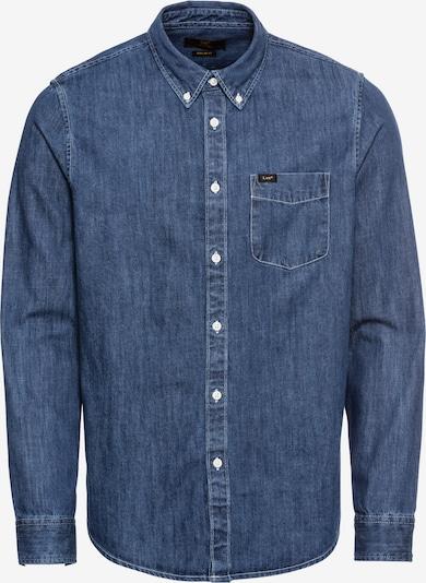Lee Krekls pieejami zils džinss, Preces skats
