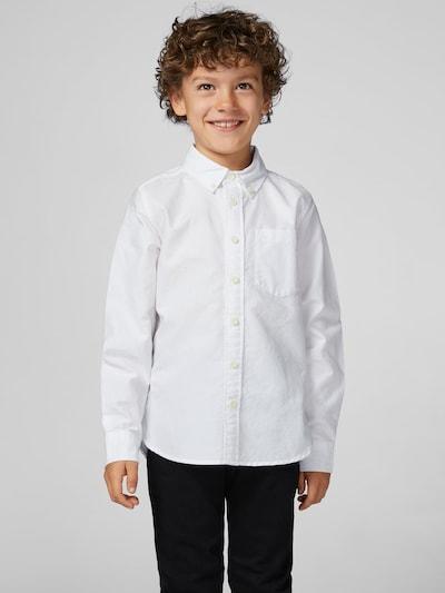 Produkt Hemd 'Oxford' in weiß: Frontalansicht