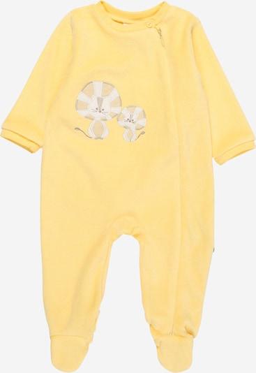 Pijamale JACKY pe galben, Vizualizare produs