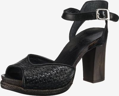 JOLANA & FENENA Sandaletten in schwarz, Produktansicht