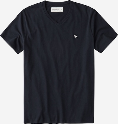Abercrombie & Fitch Shirt in nachtblau, Produktansicht