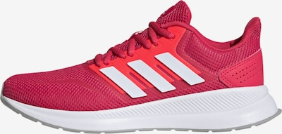 ADIDAS PERFORMANCE Running shoe 'Runfalcon ' in Cherry red / Light red / White, Item view