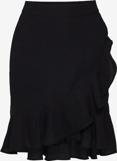 ABOUT YOU Jupe 'Elmira' en noir: Vue de face